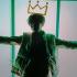 BTS-shadow suga crown image