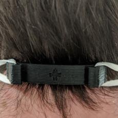 Ergonomic N95 / Loop Mask Ear Loop Clip