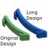 Ergonomic N95 / Loop Mask Ear Loop Clip image