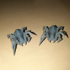 Picture of print of Giant Spiders - 3 Units (AMAZONS! Kickstarter)
