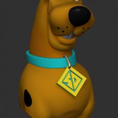 Scooby-Doo Bust