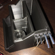 Picture of print of Tool Organizer - Tool Caddy With Embedded Magnets - 3D Printer Tool Holder