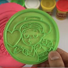 Playdoh   Toy story   Jessie