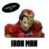ironman bust print image