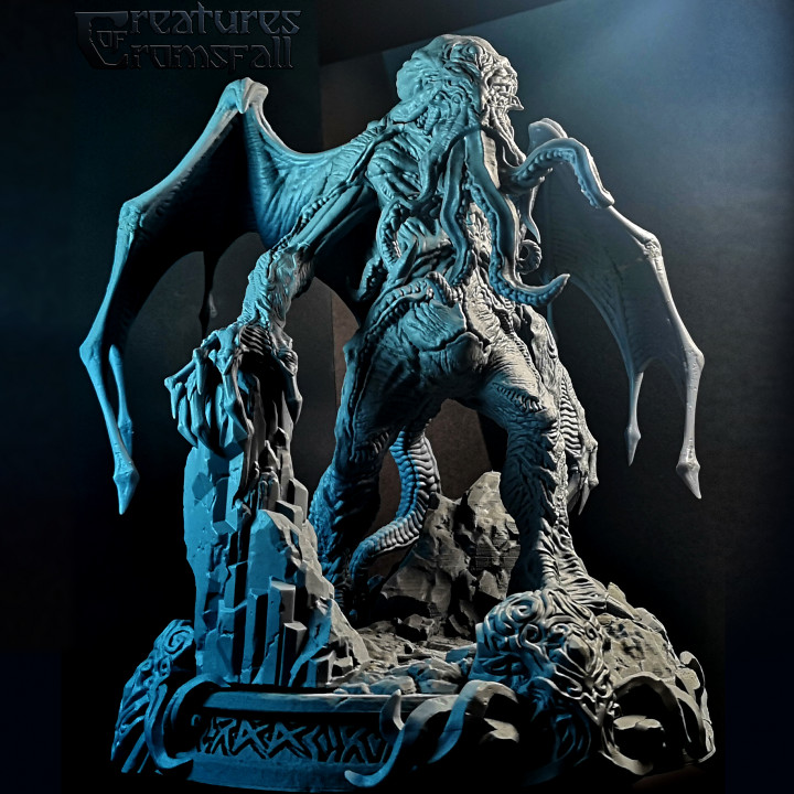 Cthulhu's Cover