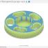 Anycubic I3 Mega Bed Leveling Wheel v2 image