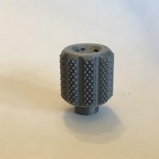 Picture of print of Mini Extruder Knob v1