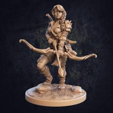 Lila Elf Ranger