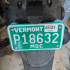 US Motorcycle license plate to Euro Mount image