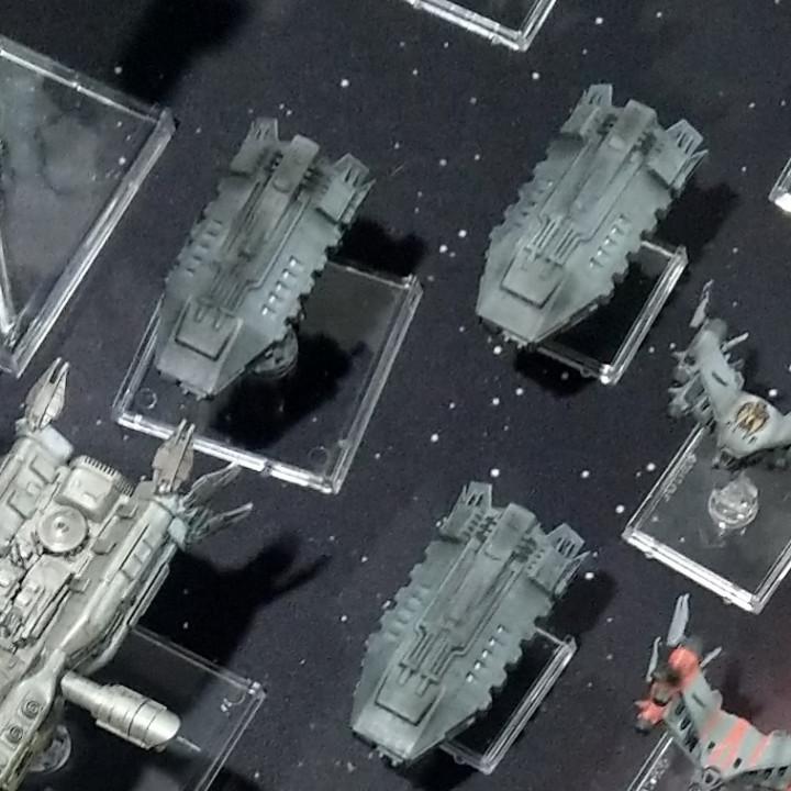 EA Crew Shuttle