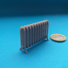Radiator 2 (scale 1/35)