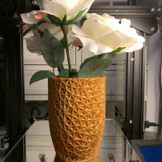 Picture of print of POLYGON - Vase