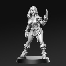 Artemisa - Star Player Fantasy Football- 32mm - DnD