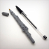 Steampunk pen. image