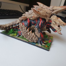 Picture of print of Giant Dragon