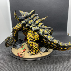 Picture of print of Dragon Turtle