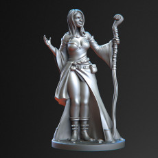 Supportless miniatures