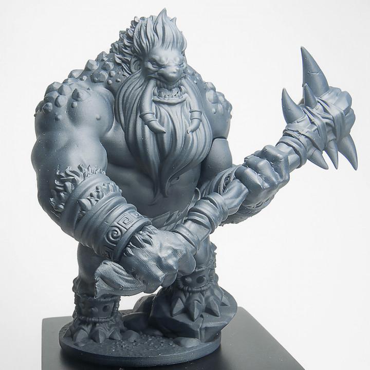 Ixaloth, Tribal Troll
