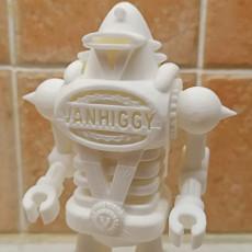 VanHiggy Robot