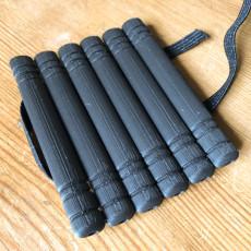 Black Widow Infinity/Civil War Easy Print Wrist Pods