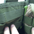 MOLLE Male to Male Clip Adapter image