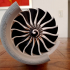 NEW TURBOFAN ENGINE (BIGGEST IN THE WORLD) image