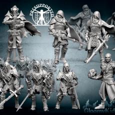 Revenants & Phantom Warriors Set