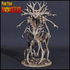 Giant Forest Monster