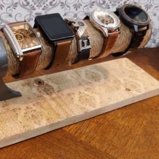 support montre / watch holder