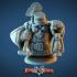 Dwarven Gravedigger Miniature image