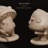 Shroomie Pikeman Miniature image
