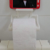 Toilet Paper & Phone Holder image