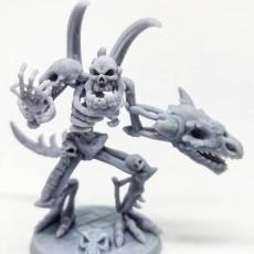 Picture of print of Bone Golem