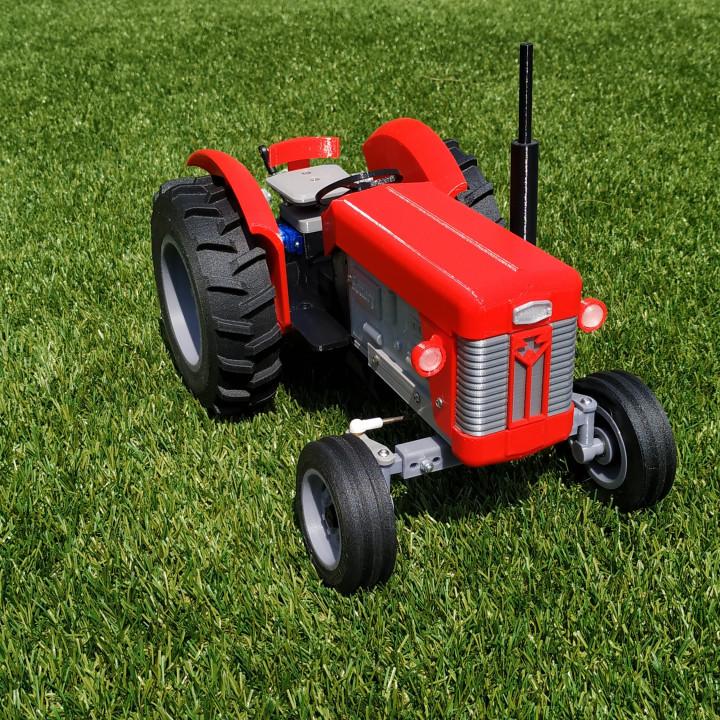 OpenRC Tractor MF65 mk2 mod