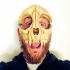 Cat Skull Mask image
