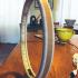 Led strip ring lamp image