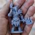 Minotaur Warrior - PRESUPPORTED image