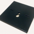 Parametric ceiling mounting electrical box for Coiaca boards and Sonoff Basic image
