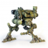 SCAMP - Scout Mech Wargame Miniature image