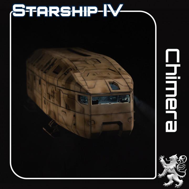 Starship Chimera