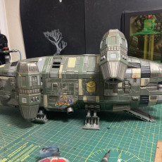 Picture of print of Chimera Pathfinder