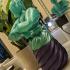 Mood Lamp Challenge - Glowing Genie image