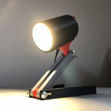 Bedside Lamp (Tube), LED 12V 2.5W
