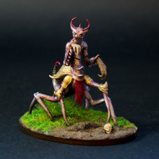 Picture of print of Spellblades - Mantis