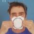 Quick and Easy Coronavirus Mask Respirator image