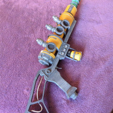 Plasma Rifle - Fallout