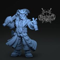 Murtagh McCoy - Pirate Captain