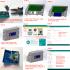 DIY Distance Meter. Arduino, Ultrasonic range finder, LCD image