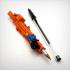 Robot pen. image
