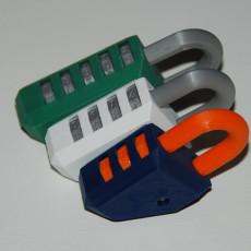 Permutation Lock Kit